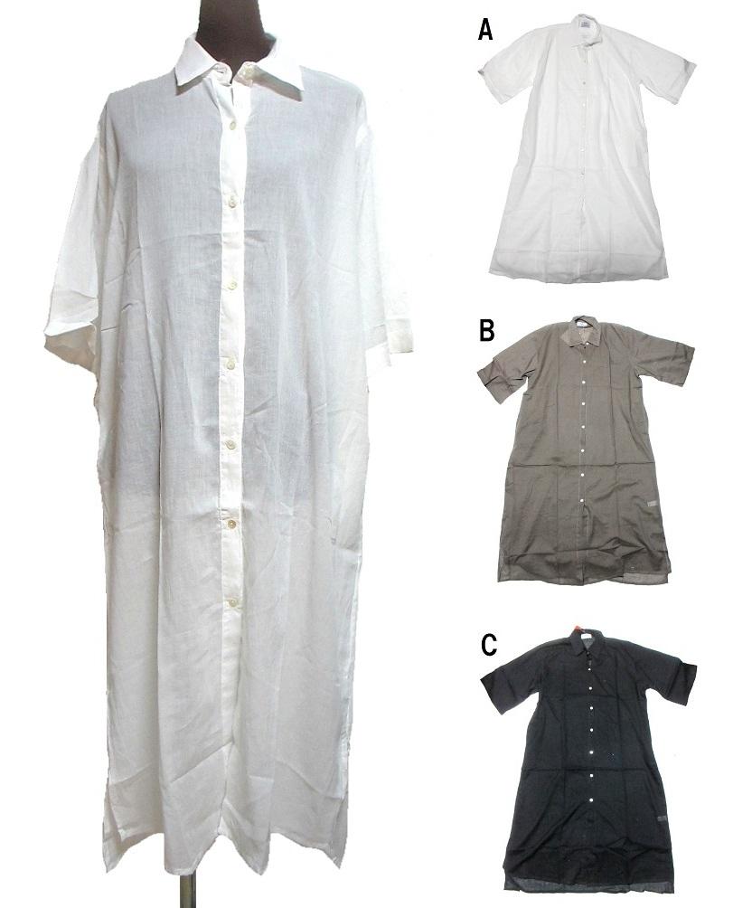 36f8c00314164 画像1  ボタンシャツエスニックワンピース エスニック衣料 エスニックアジアンファッション